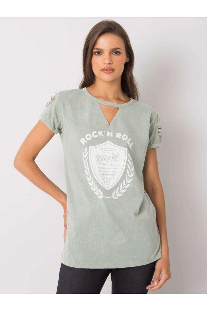 Dámske tričko s podtlačou kód FA-TS-7029.53P
