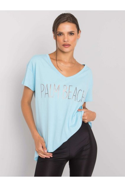Dámske tričko s podtlačou kód FA-TS-7198.27P