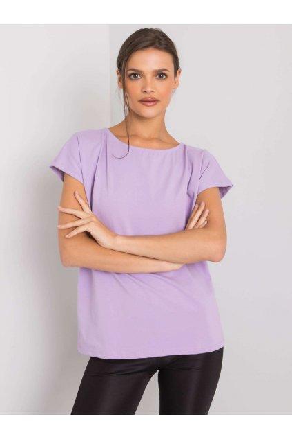 Dámske tričko jednofarebné kód RV-TS-6762.13X