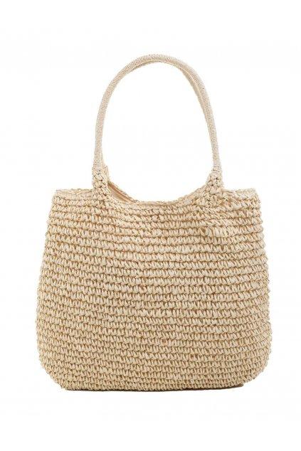 Plážová kabelka béžová kód YP-TR-ax4281.08