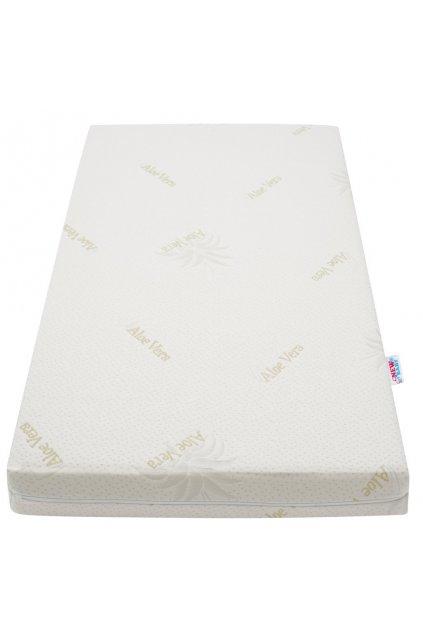 Detský obojstranný matrac New Baby ALASKA Aloe vera 120x60x10