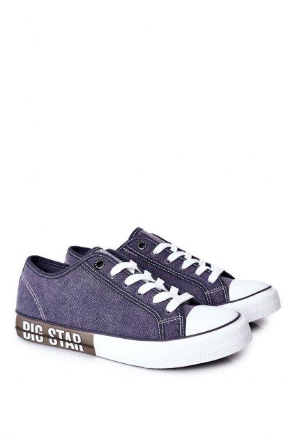 Modrá obuv kód topánok HH174047 NAVY