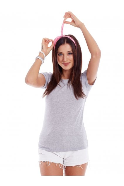 Dámske tričko jednofarebné kód YP-TS-ATD1434-R03.26