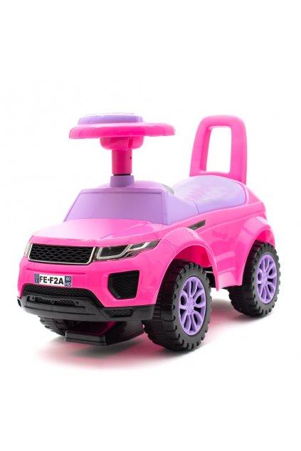 Detské odrážadlo SUV Baby Mix pink