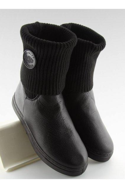 Dámske členkové topánky NJSK NB30