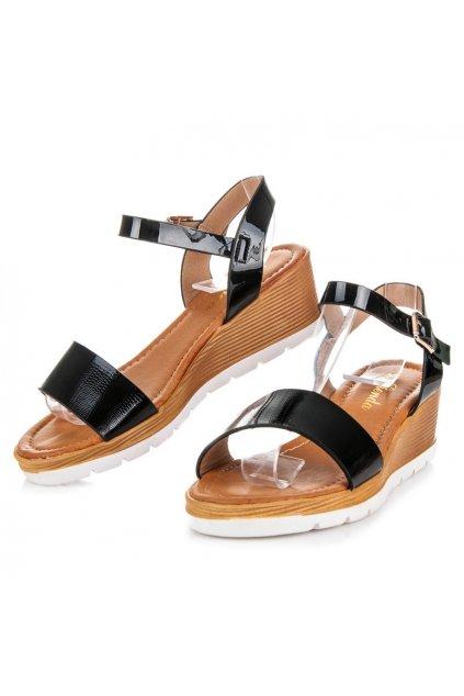 180210 cierne lakovane sandale 860 22b big