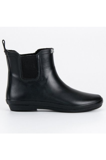 Čierne gumáky NJSK K1890105NE