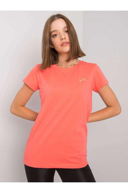 Dámske tričko jednofarebné kód TK-FF-TS-292929.72P