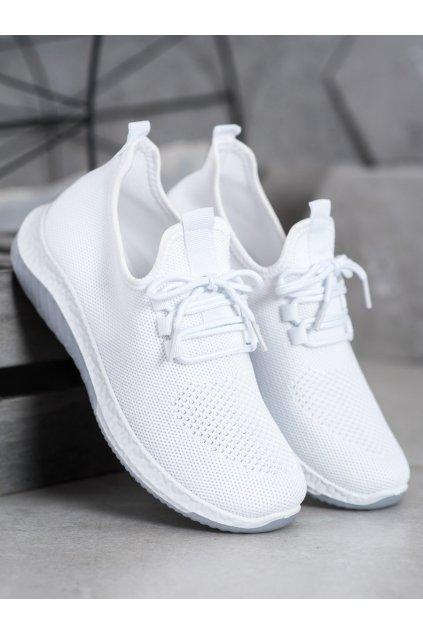 Biele tenisky NJSK J110W