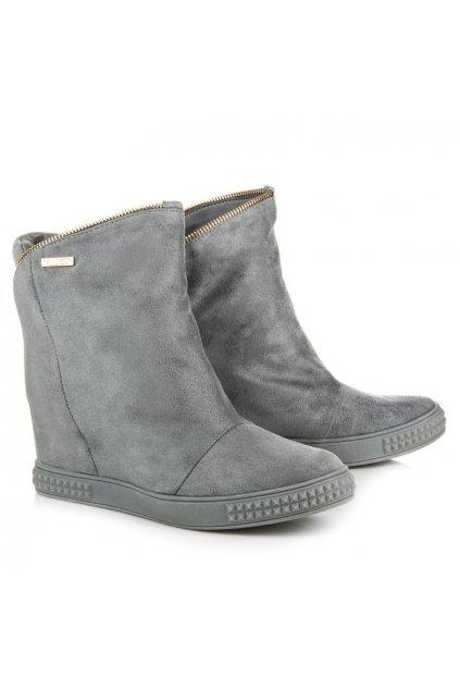 Trendy topánky na opätku VICES 1133-6D.G