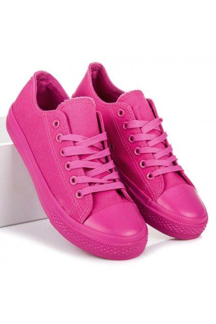 Ružové tenisky NJSK NB176F