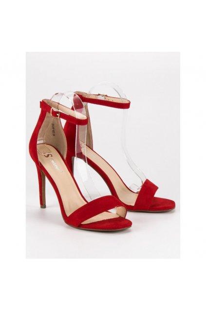 semisove sandale na podpatku sy31r (6)