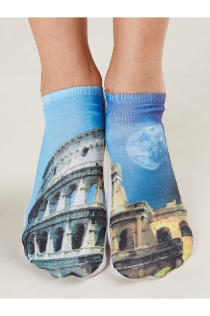 Dámske ponožky kód 7-SR-PWF-01590-2