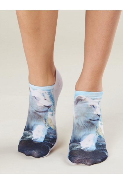 Dámske ponožky kód 7-SR-PWF-01591-1
