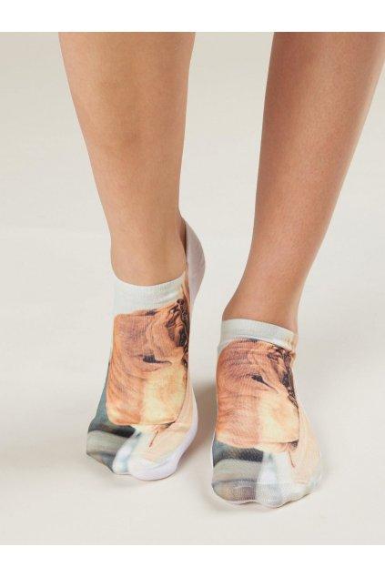 Dámske ponožky kód 7-SR-PWF-01592-5