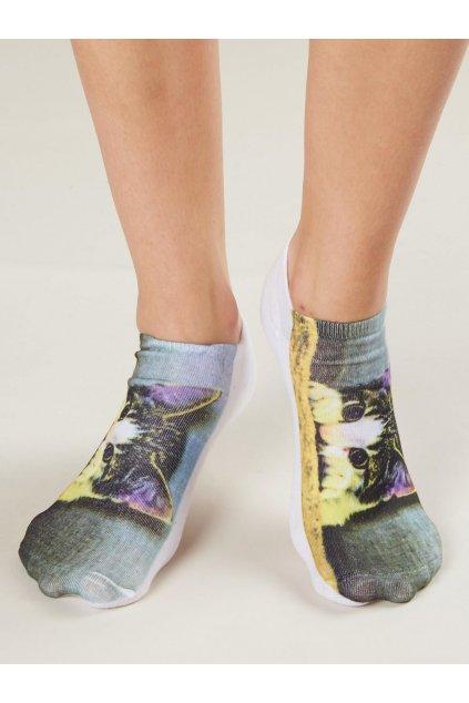Dámske ponožky kód 7-SR-PWF-01594-3