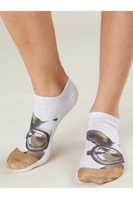 Dámske ponožky kód 7-SR-PWF-01594-5