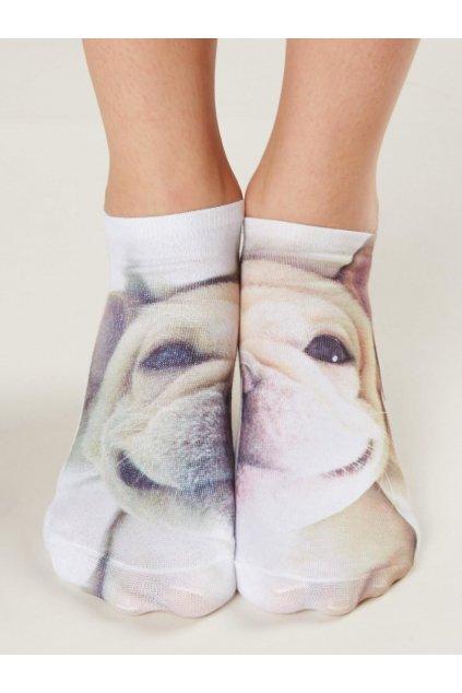Dámske ponožky kód 7-SR-PWF-01594-6
