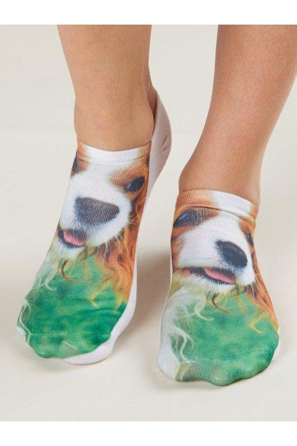 Dámske ponožky kód 7-SR-PWF-01595-5