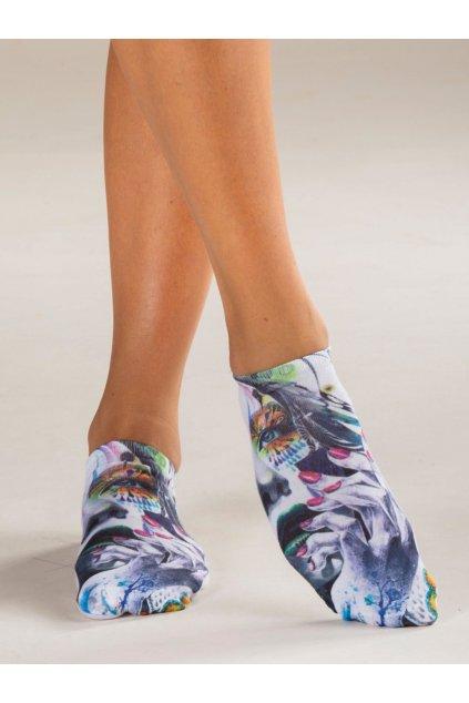 Dámske ponožky kód 7-SR-PWF-01597-5
