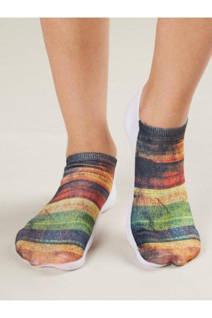 Dámske ponožky kód 7-SR-PWF-01597-6