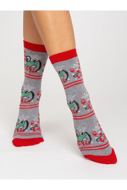 Pánske ponožky kód WS-SR-5639