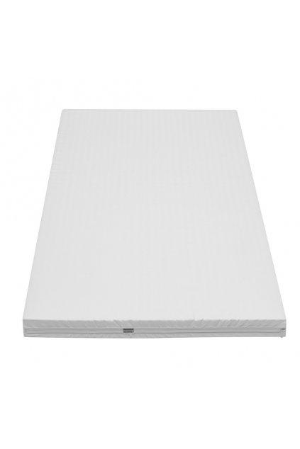 Detský penový matrac New Baby MIMI KLASIK 120x60x5 biely