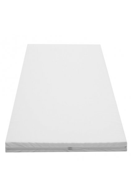 Detský matrac New Baby BETY KLASIK 140x70x7 molitan-kokos biely