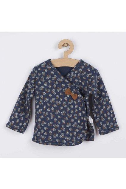 Dojčenská bavlněná košilka Nicol Sonia