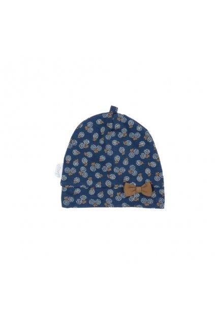 Dojčenská bavlnená čiapočka Nicol Sonia