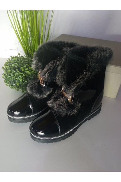 Čierne snehule NJSK 16-035B