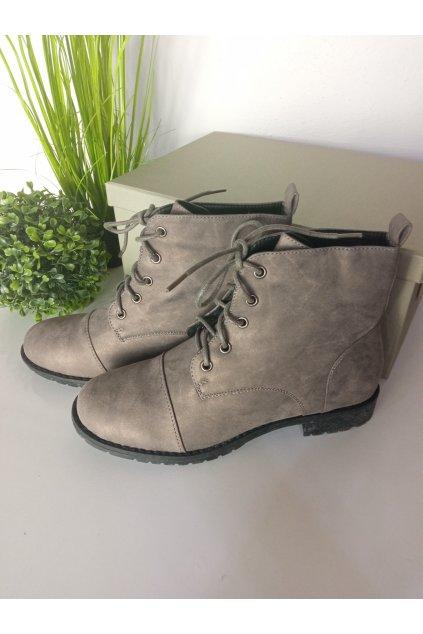 Členkové topánky NJSK 8811Y