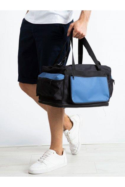 Pánska kabelka modrá kód CE-TR-RR-001.66P