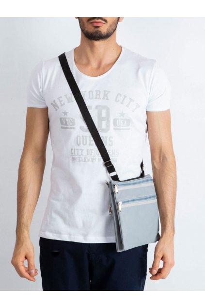 Pánska kabelka sivá kód CE-TR-5817.79P
