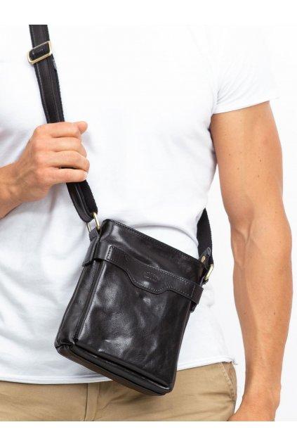 Pánska kabelka čierna kód CE-TR-TWR-89-1.26