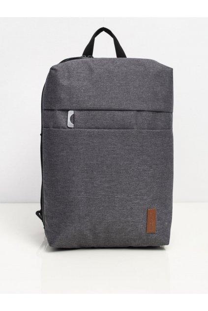 Pánska kabelka sivá kód CE-TR-NB9764