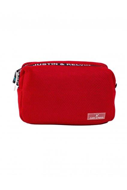 Kabelka na rameno červená kód OW-TR-19514