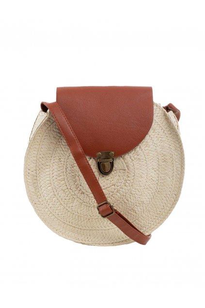 Plážová kabelka béžová kód YP-TR-ax4282.45