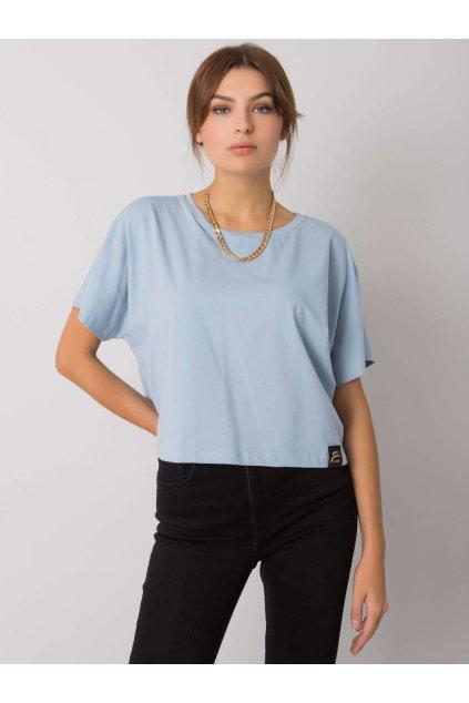 Dámske tričko jednofarebné kód TK-FF-TS-717374.83P