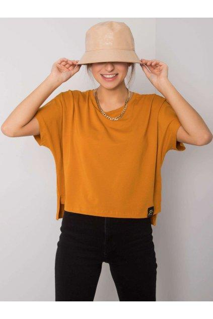 Dámske tričko jednofarebné kód TK-FF-TS-717374.84P