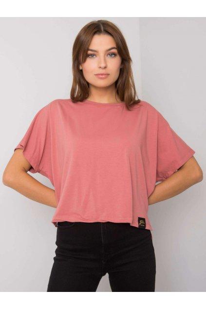 Dámske tričko jednofarebné kód TK-FF-TS-717374.85P