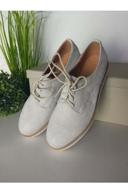 Sivé topánky NJSK GE264B