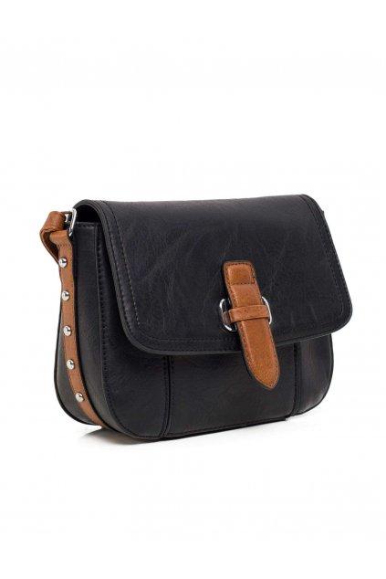 Crossbody kabelka čierna kód OW-TR-1725