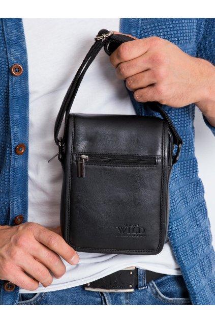 Pánska kabelka čierna kód CE-TR-504-NDM.96