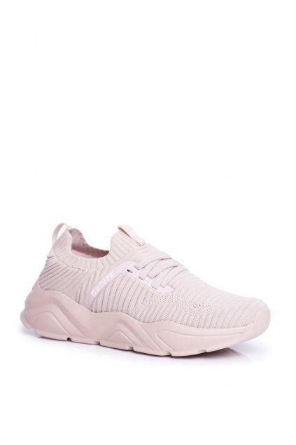 Dámske tenisky farba ružová kód obuvi FF274956 L. PINK