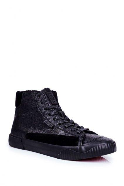 Čierna obuv kód topánok GG174141 BLK