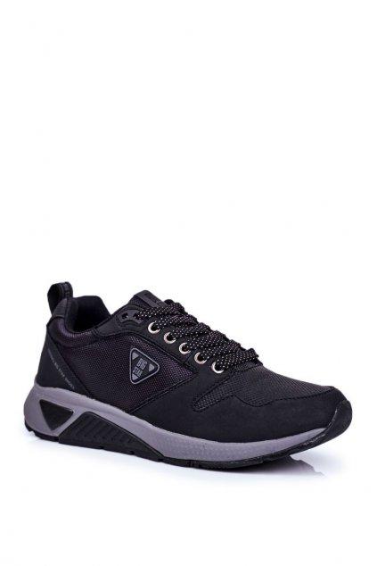 Čierna obuv kód topánok GG174350 BLK