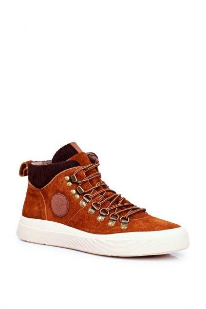 Hnedá obuv kód topánok GG174332 CAMEL