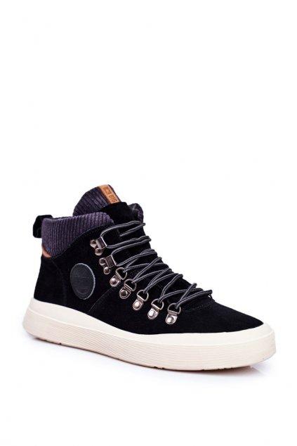 Čierna obuv kód topánok GG174330 BLK