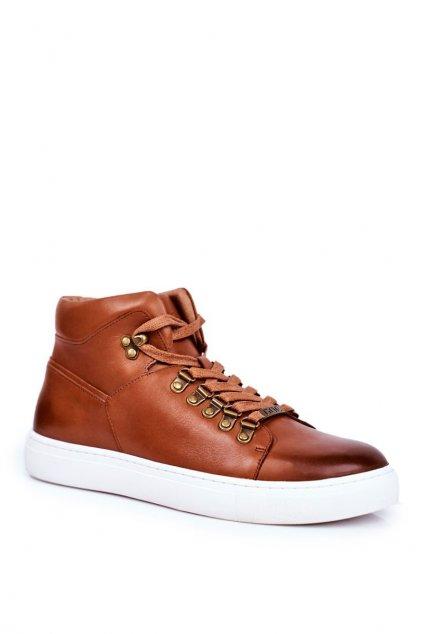 Hnedá obuv kód topánok GG1N3011 BROWN